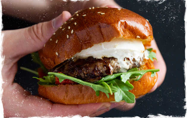 7 Cheeses You Need to Try on a Burger