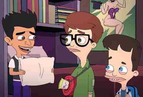 big mouth netflix