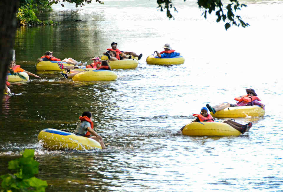 Best Rivers to Float in the US: Where to Go Tubing and
