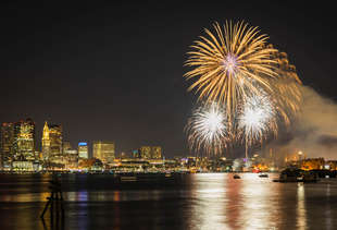 Where to Watch the Fourth of July Fireworks in Boston