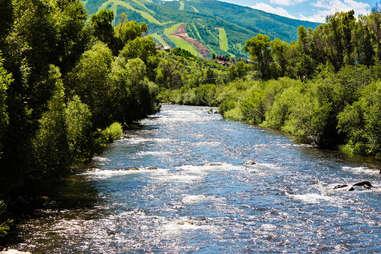 Yampa River co