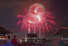 All the Best Places To Watch Fourth of July Fireworks In Denver