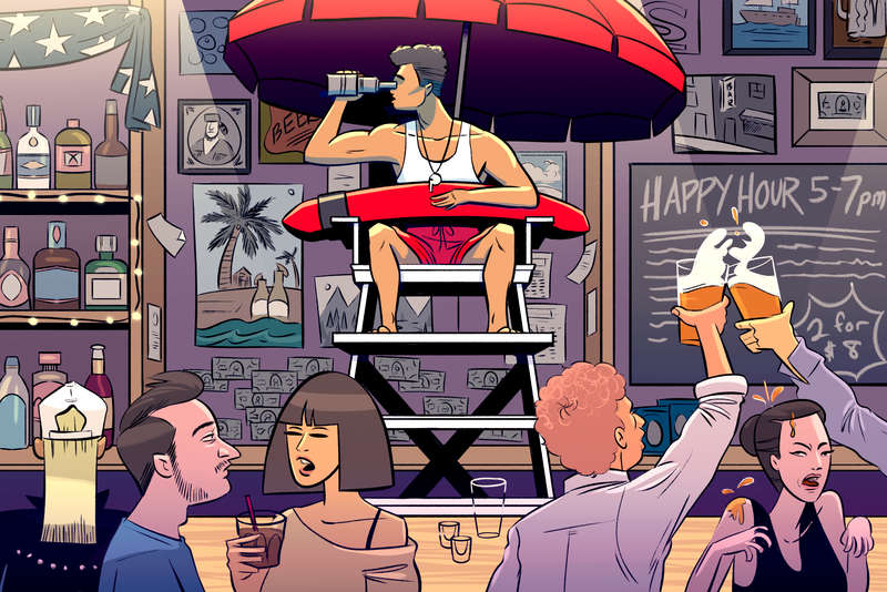 Fentanyl-Laced Cocaine in NYC: How Bartenders Became First