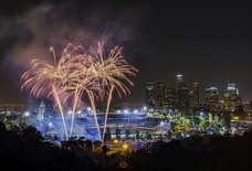 Where to Watch the Fourth of July Fireworks in LA