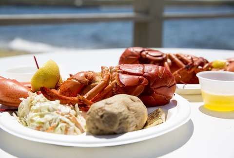 Best Fresh Seafood Restaurant On The Water In The Us Thrillist
