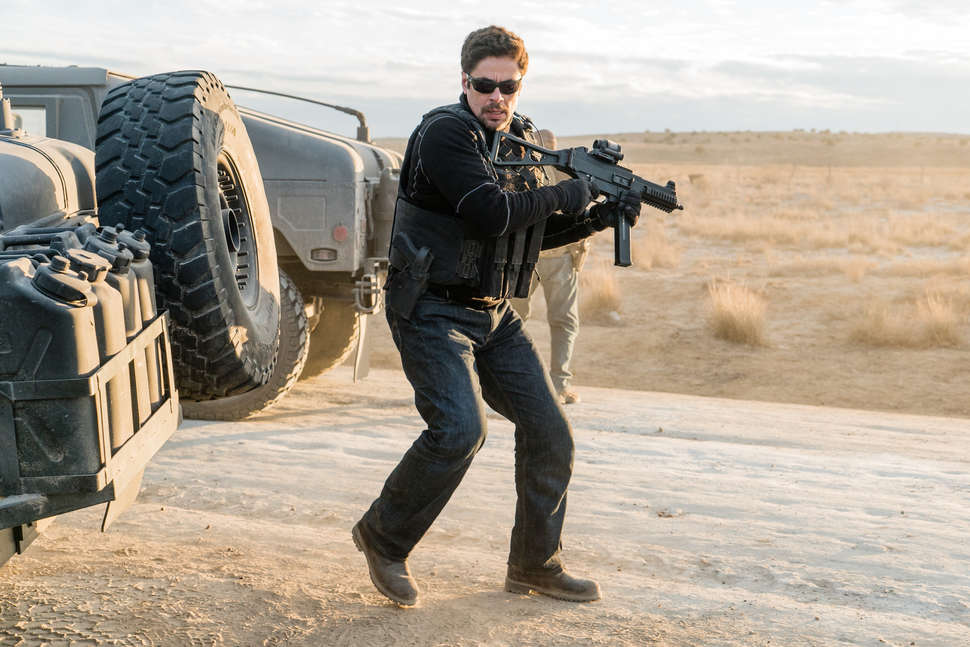Sicario Day of the Soldado Ending, Explained: Future of the