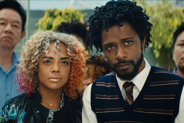 sorry to bother you tessa thompson lakeith stanfield