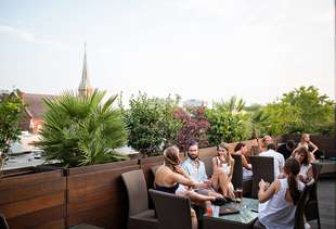 The Best Rooftop Bars in Charleston to Drink on Right Now