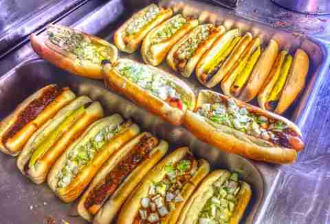 The Roast Grill Hot Weiners