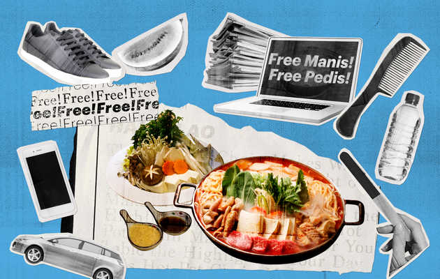 Here's Your New Favorite Restaurant If You Like Free Stuff