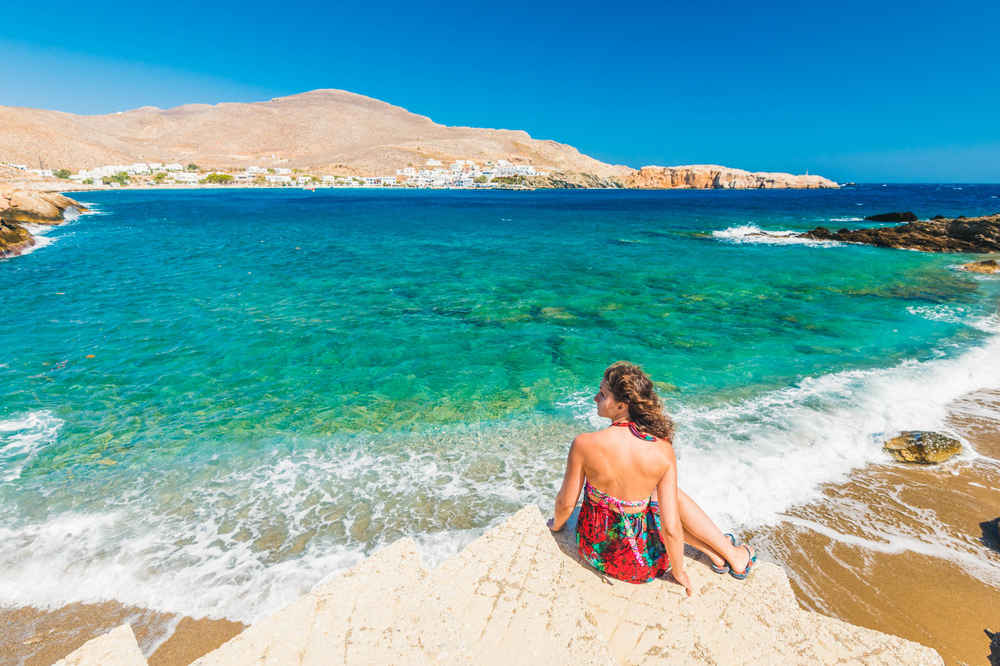 These Are the Idyllic Greek Islands American Tourists Don't Know About