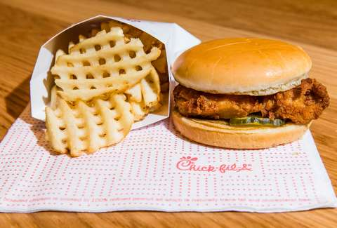 Chick Fil A Is America S Top Fast Food Restaurant In Acsi