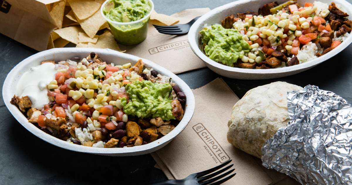 You Can Get Chipotle Delivered for Free All This Week