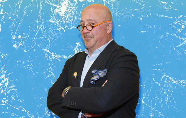 Andrew Zimmern on Pig-Face Soup, 'American' Food, and Hating the Name of His Show