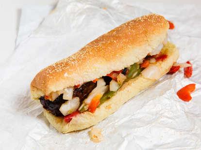 Polish hot dog