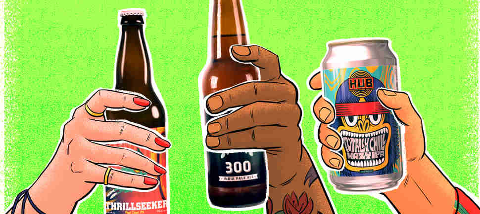 The 33 Hottest IPAs in America Right Now