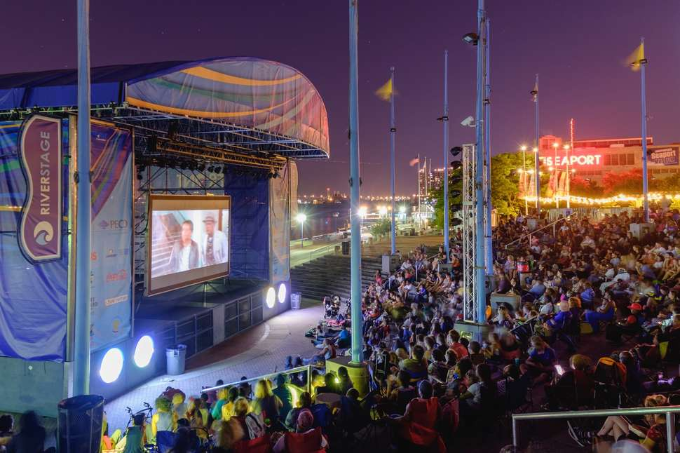 screenings under the stars