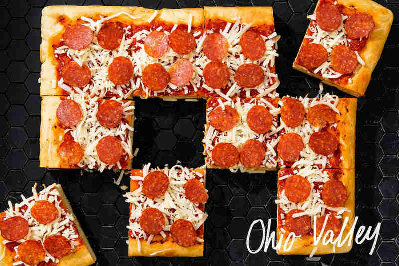 Ohio Valley pizza