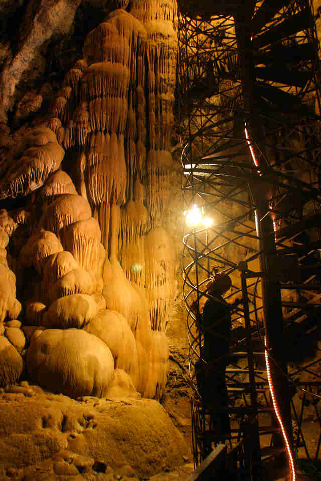 The Most Stunning Caves in America