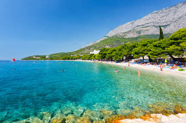 Dalmatia Beach