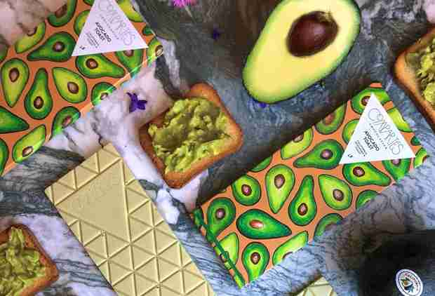 Avocado Toast Chocolate Bars Are Real and Yes, This Is Real Life
