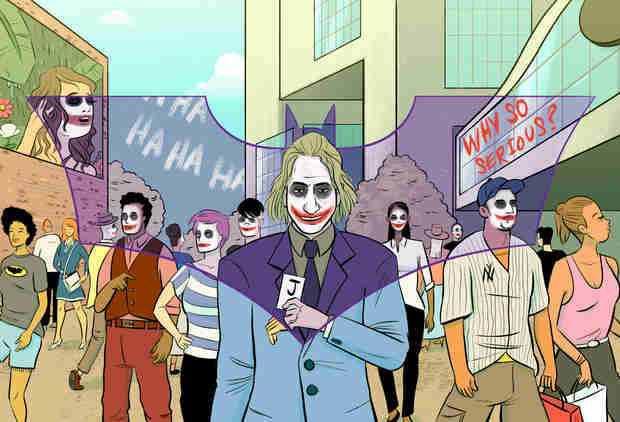 Why So Serious: How 'The Dark Knight' Alternate Reality Game Changed Fandom Forever