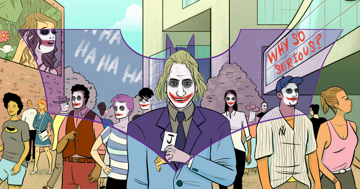 Why So Serious Arg The Dark Knight Game That Changed The