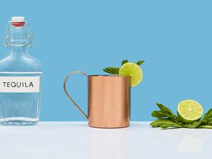 moscow mule tequila ginger beer recipe cocktail classic drink recipes mules lime