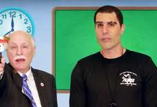 Sacha Baron Cohen Returns to His Borat Roots in New Comedy Series 'Who Is America?'