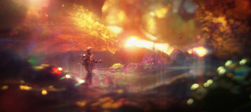 How 'Ant-Man and the Wasp' Created Its Stunning Quantum Realm