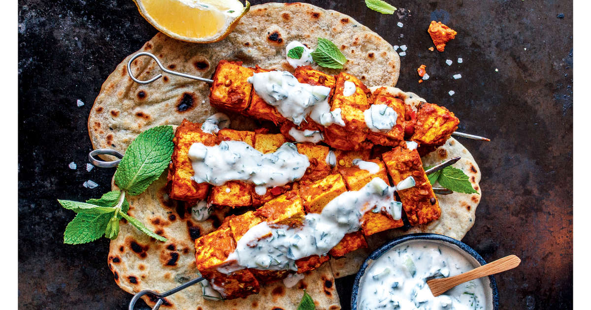 thrillist.com - Khushbu Shah - Vegan BBQ: How to Grill and Barbecue the Perfect Vegan Meal