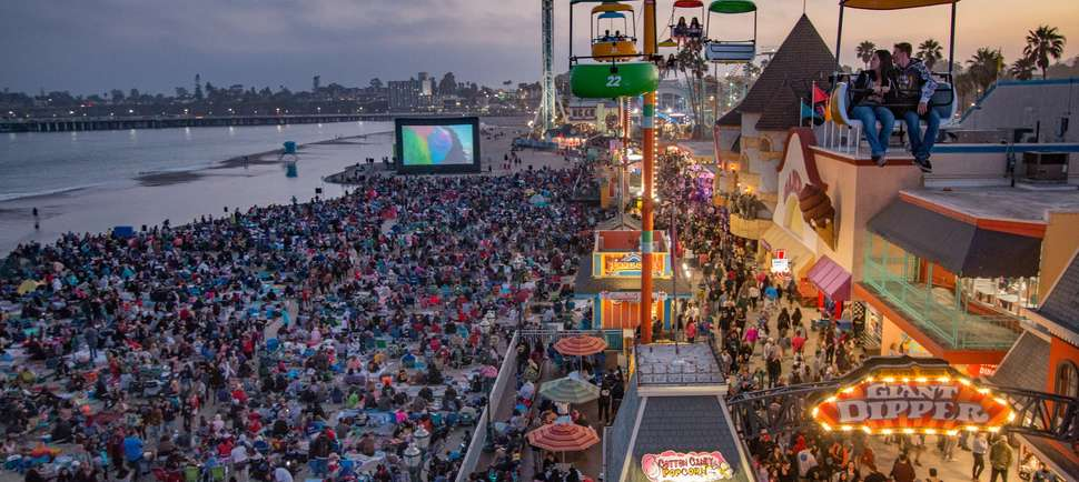 Every Free Outdoor Movie Playing in the Bay Area This Summer
