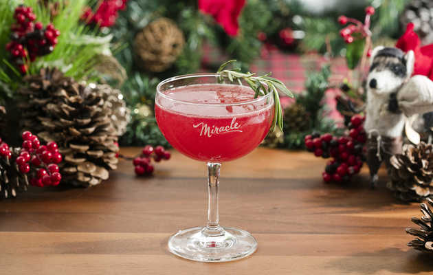 Miracle Pop-Up Holiday Bar Announces Its 2018 Locations