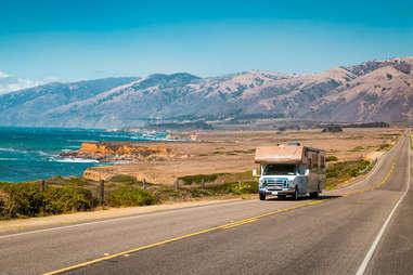 Central Coast of California Big Sur