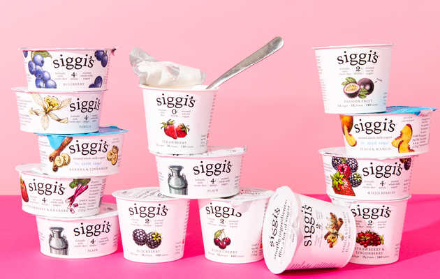 Every Siggi's Skyr Yogurt Flavor, Ranked