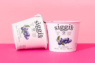 Siggi's yogurt blueberry nonfat