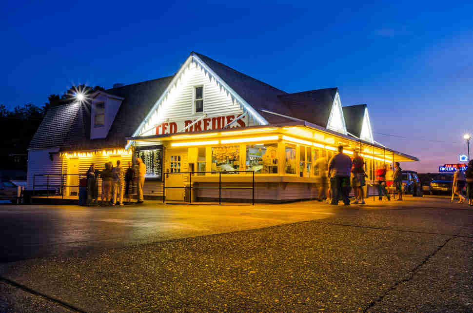 ted drewes ice cream missourri
