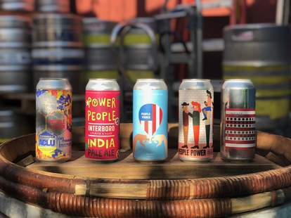 People Power Beer