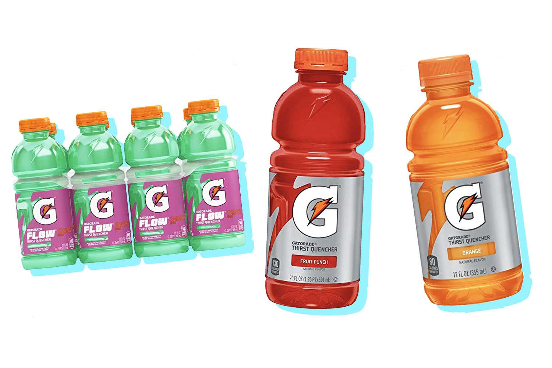abee70002115d Best Gatorade Flavors: Every Single Flavor of Gatorade, Ranked ...