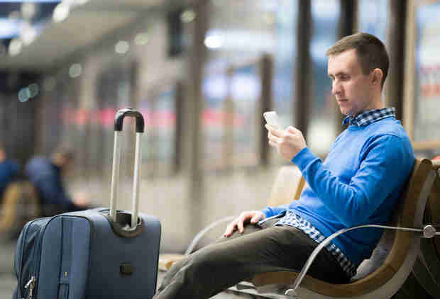 The 10 Airports Where You're Most Likely to Get Hacked While Using Wi-Fi