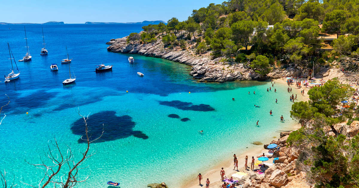 Best Beaches In Spain Beautiful Beach Spots To Visit Now Thrillist