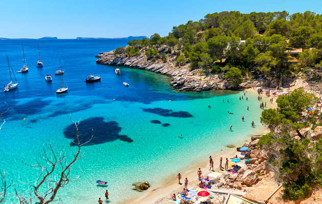 Spain's Most Tantalizing Beaches for Sun, Surf, and Skin