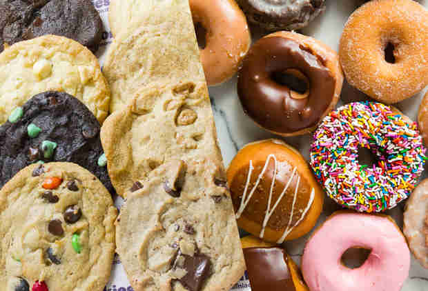 Holy Crap: Krispy Kreme Is Buying a Cookie Company