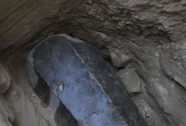 That Huge Sarcophagus People Wanted to See Inside? It's Been Opened