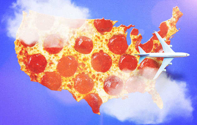 How Pepperoni Became America's Favorite Pizza Topping