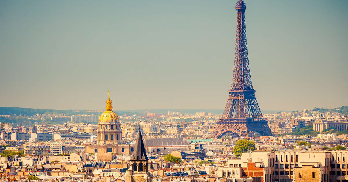 Get $69 Flights to Paris and London in This Airline's Sale