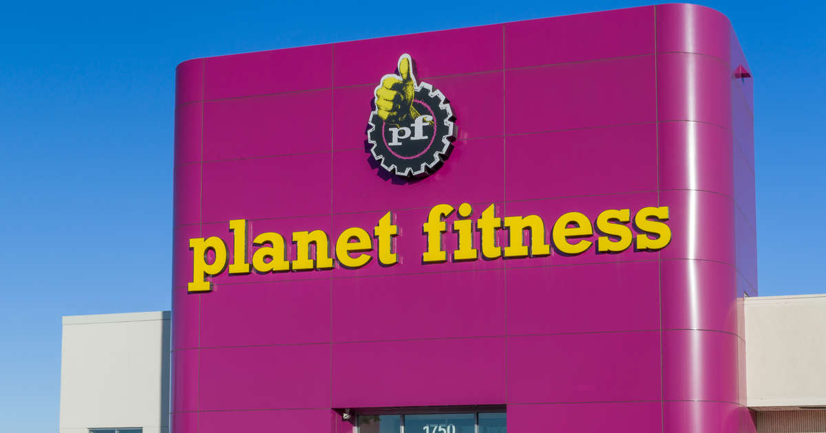 Naked Man Arrested at Planet Fitness