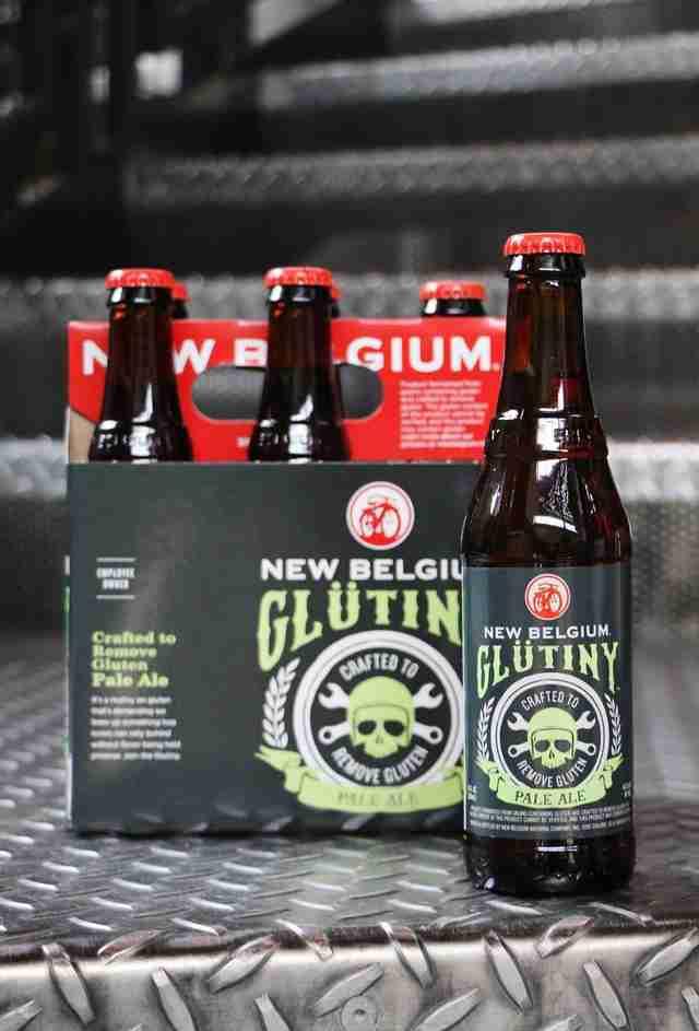 Birra Senza Glutine Brunehaut