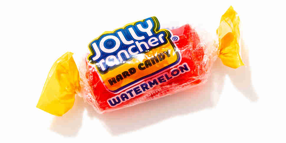 Watermelon jolly rancher