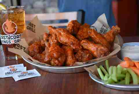 national chicken wing day 2018